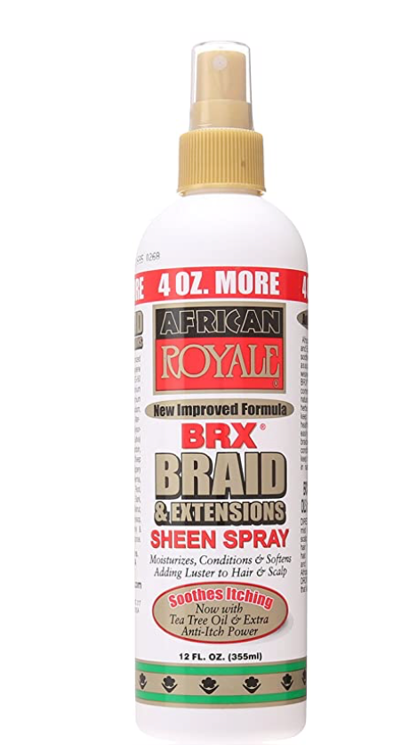 African Royale Brx Braid Spray - BB Classic Collection