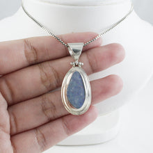 Load image into Gallery viewer, AAA fire doublet opal set in 925 sterling silver pendant, beautiful pendant for women - SUVARNASILVERCO.,LTD