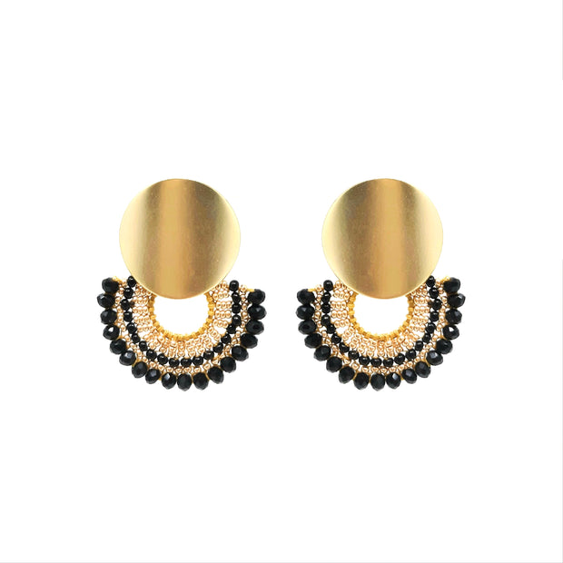 Sayen Earrings