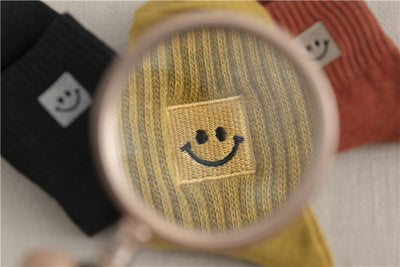 """Smiley"" Chaussette"