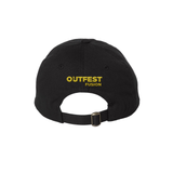 2021 Outfest Fusion Dad Hat - Black