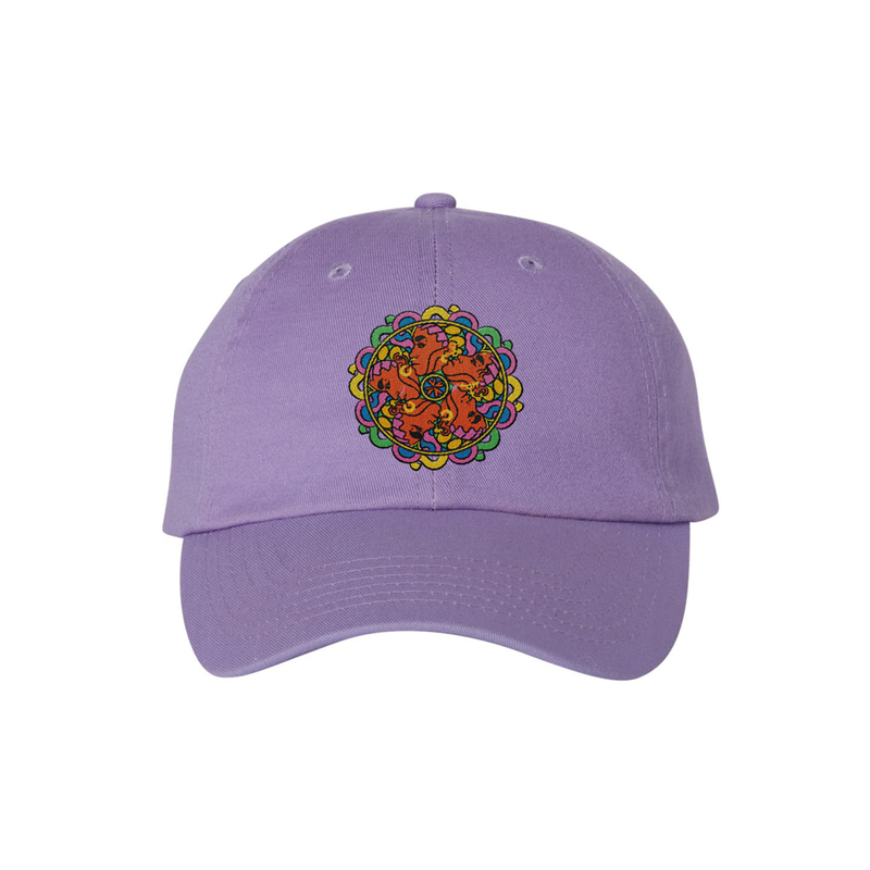 2021 Outfest Fusion Dad Hat - Lavender
