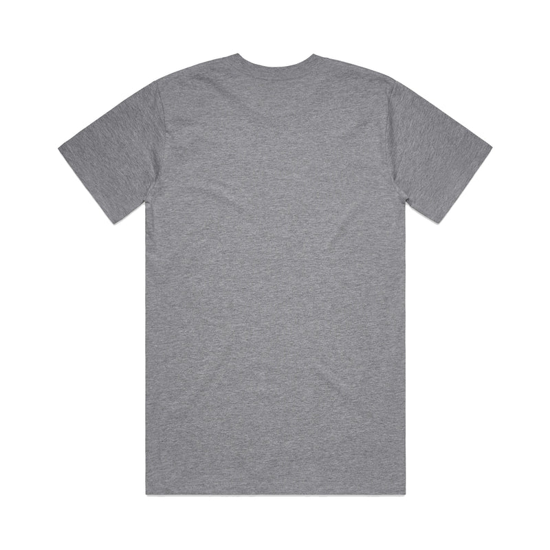 2020 Outfest Fusion Tee - Heather Grey