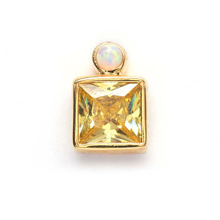 ANNI LU 1109 BLING STUD - GOLDEN GLOW
