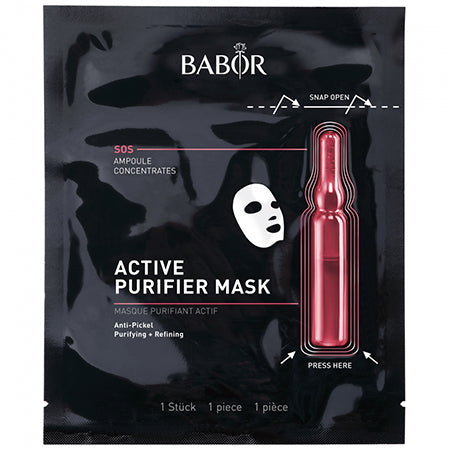 DOCTOR BABOR ACTIVE PURIFIER MASK