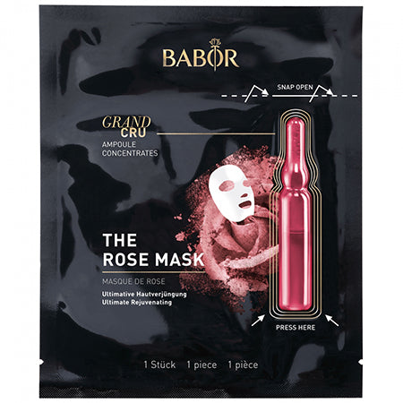 DOCTOR BABOR GRAND CRU THE ROSE MASK