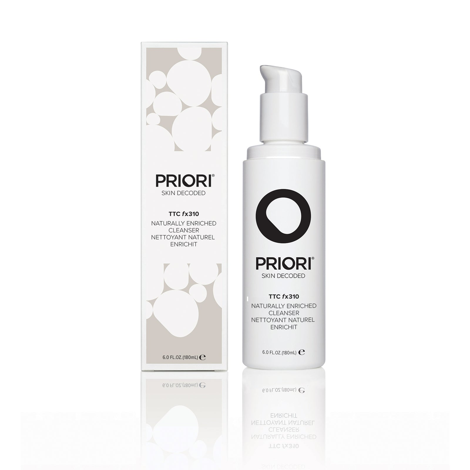 PRIORI | TTC fx310 Naturally Enriched Cleanser