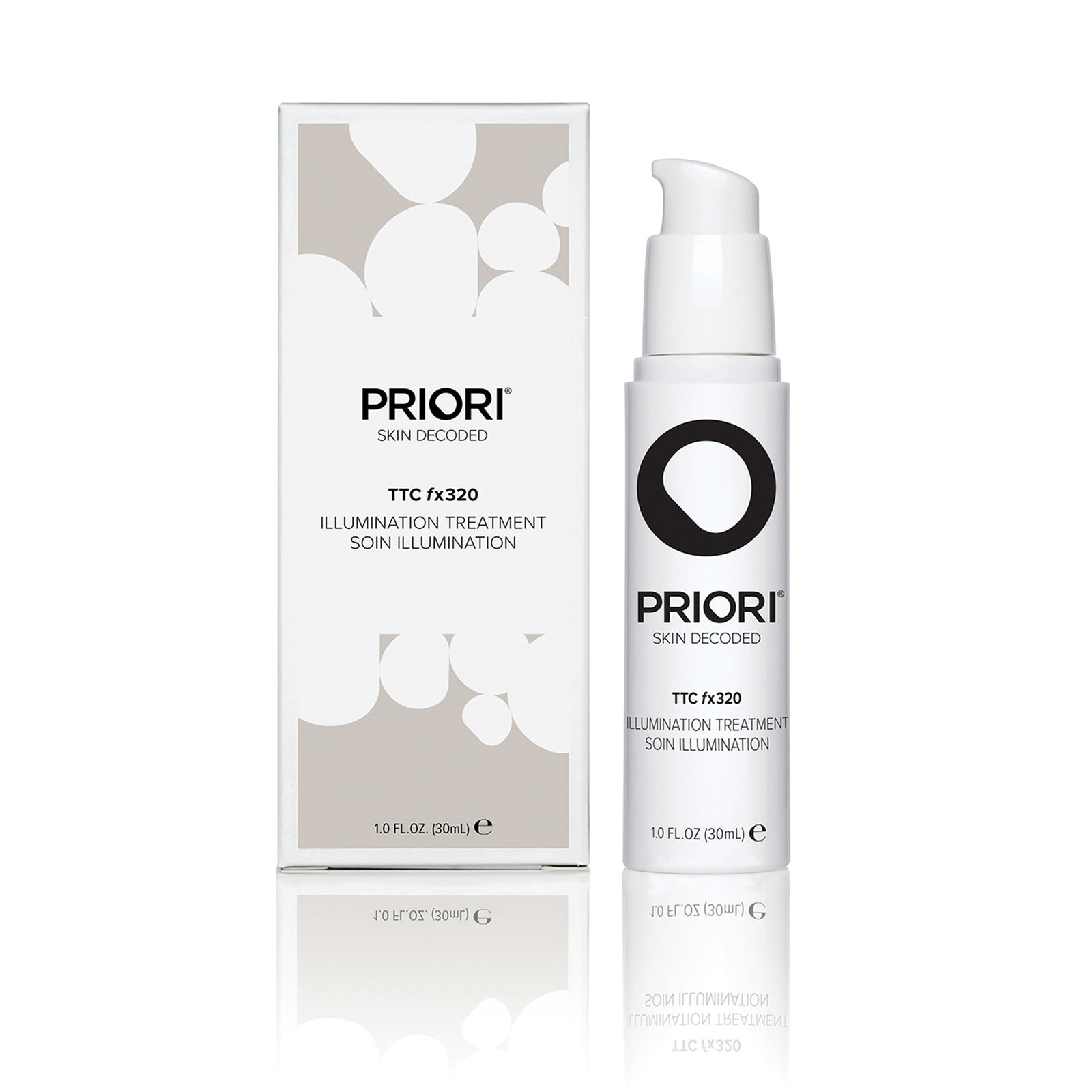 PRIORI | TTC fx320 Illumination Treatment