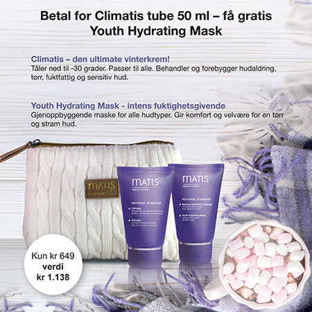 Matis Climatis & Youth Hydrating Mask