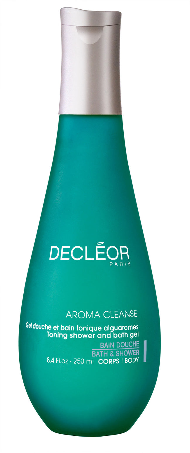 Decléor Toning Shower And Bath Gel - Alguaromes