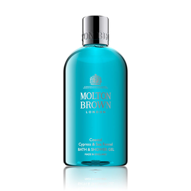 Molton Brown Coastal Cypress & Sea Fennel Bath & Shower Gel | Beth´s Beauty