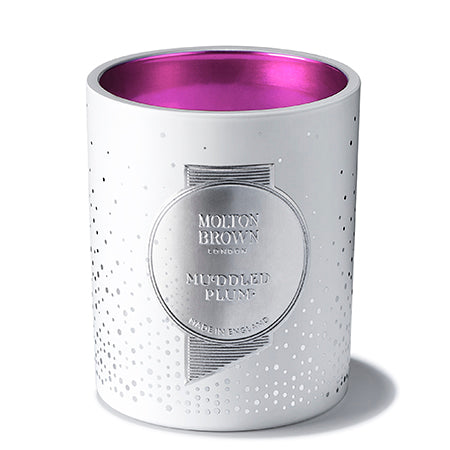 Molton Brown Muddled Plum Single Wick Candel