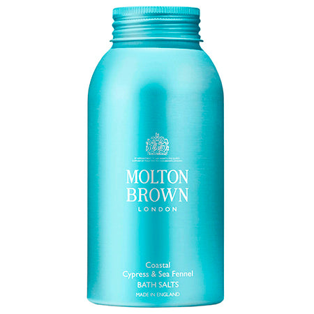 Molton Brown Coastal Cypress & Sea Fennel Bath Salt