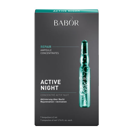 BABOR Active Night Ampuller