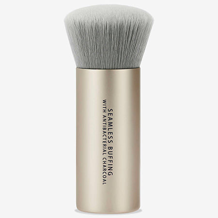bareMinerals Seamless Buffing Brush med Antibacterial Charcoal