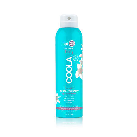 COOLA Body Spray SPF 30, Unscented.