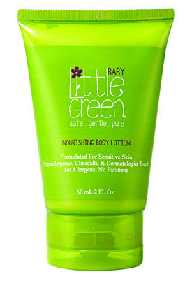 Little Green Baby Nourishing Body Lotion