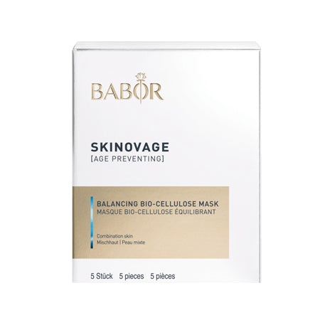 BABOR Skinovage Balancing Bio-cellulouse mask