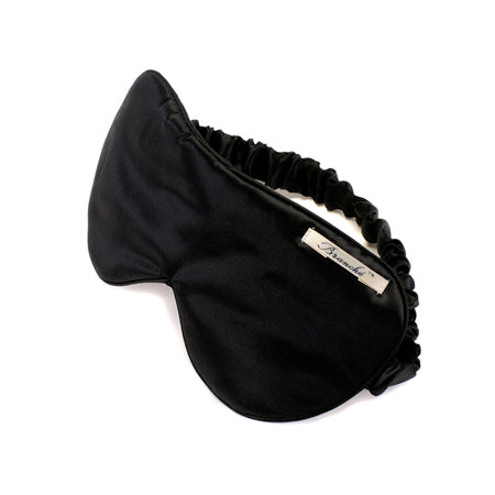Branché Belle De Nuit Eye Mask: Black
