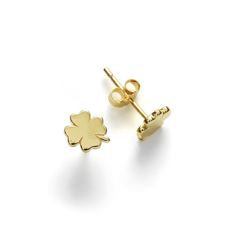 ANNI LU Clover Earrings