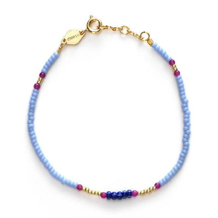 ANNI LU Peppy Bracelet Dawn Blue