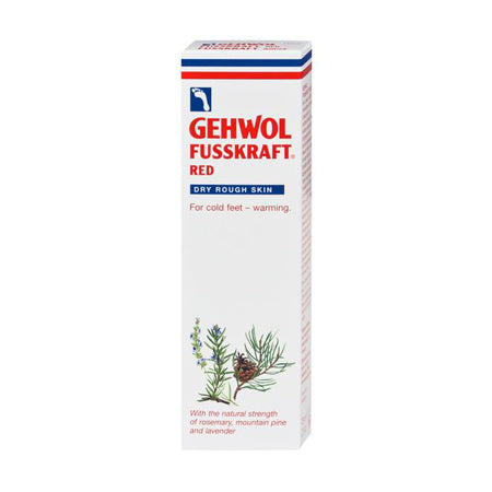 GEHWOL FUSSKRAFT Red