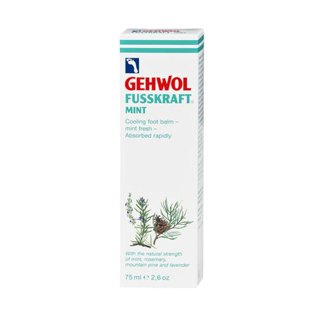 GEHWOL FUSSKRAFT Mint