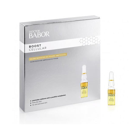 DOCTOR BABOR Glow Booster Bi-Phase Ampoules