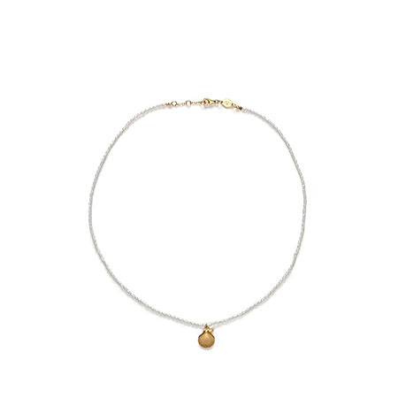 ANNI LU Halskjede |  Shell & Pearl Necklace 40-42cm