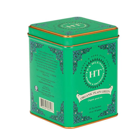 Harney & Sons Organic Plain Green Tea
