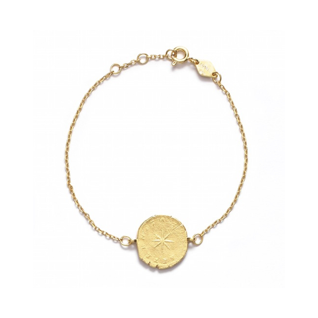 ANNI LU From Pris Bracelet Gold
