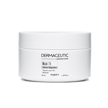 Dermaceutic Mask 15 Oil reducing mask