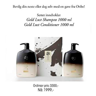 ORIBE | Luxury Collection | Gaveeske