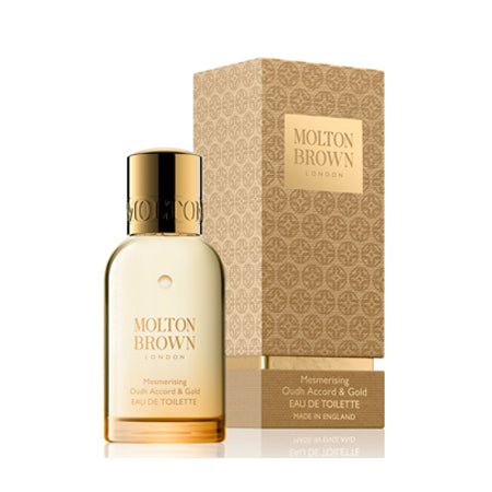 Molton Brown Oudh & Gold Eau de Toilette