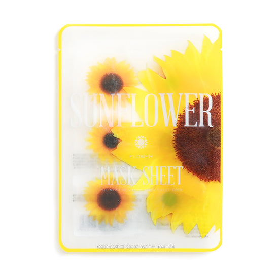 KOCOSTAR Sunflower sheet mask