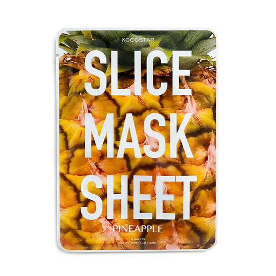KOCOSTAR Pineaple Slice Sheet Mask