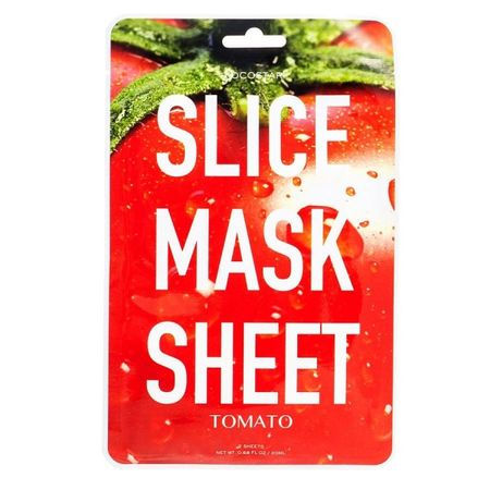 KOCOSTAR Tomato Slice Sheet Mask
