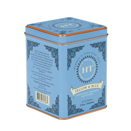 Harney & Sons Yellow & Blue Tea