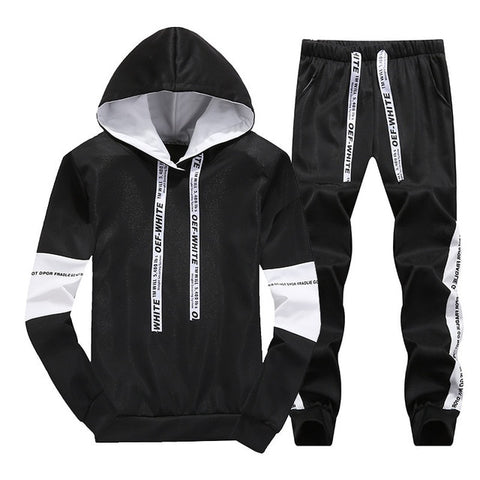 Two Piece Track Suit