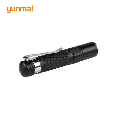 2000LM LED Flashlight Waterproof  AAA Battery Powerful Led