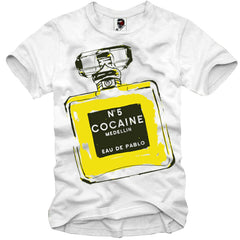 E1SYNDICATE T-SHIRT PABLO ESCOBAR