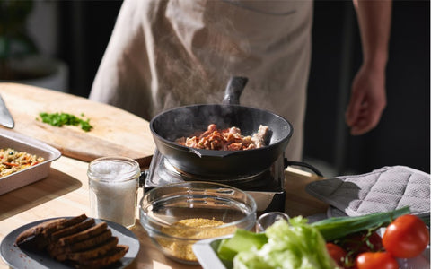 Material of the Cookware