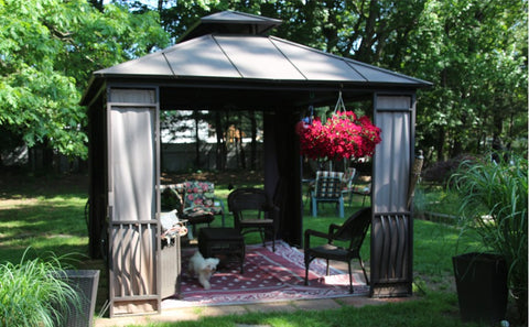5 things to decorate your Outdoor/Patio Space