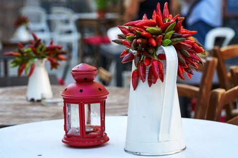 Table Lamps and Lanterns