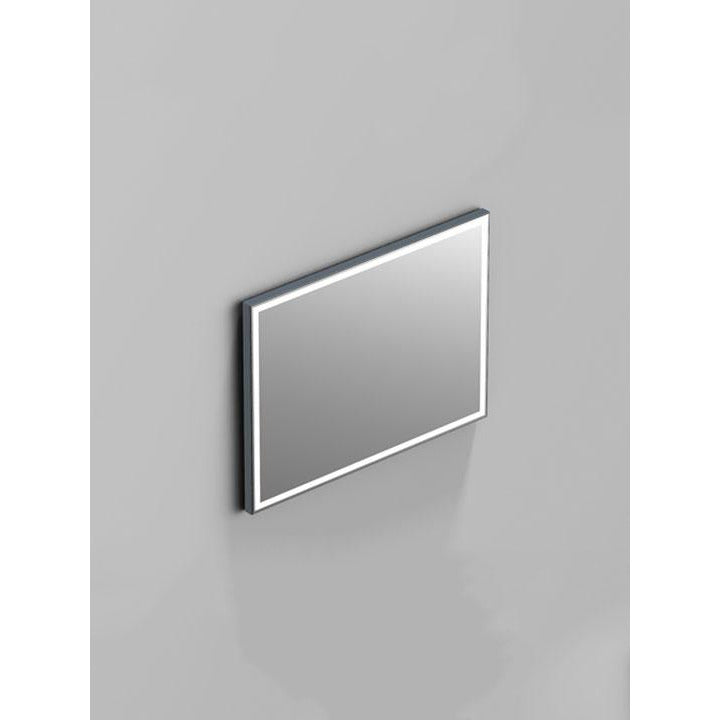 Mirror Aluminium Light 80x60 Cm SON-026