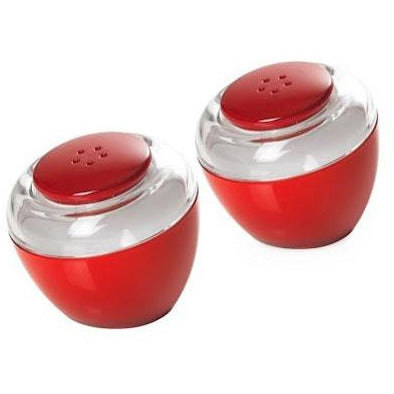 Movida Salt Shaker Set 2 Red Ruby OMA-133