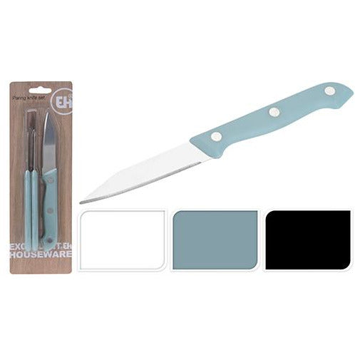 PEELING KNIFE 3PCS KOP-434