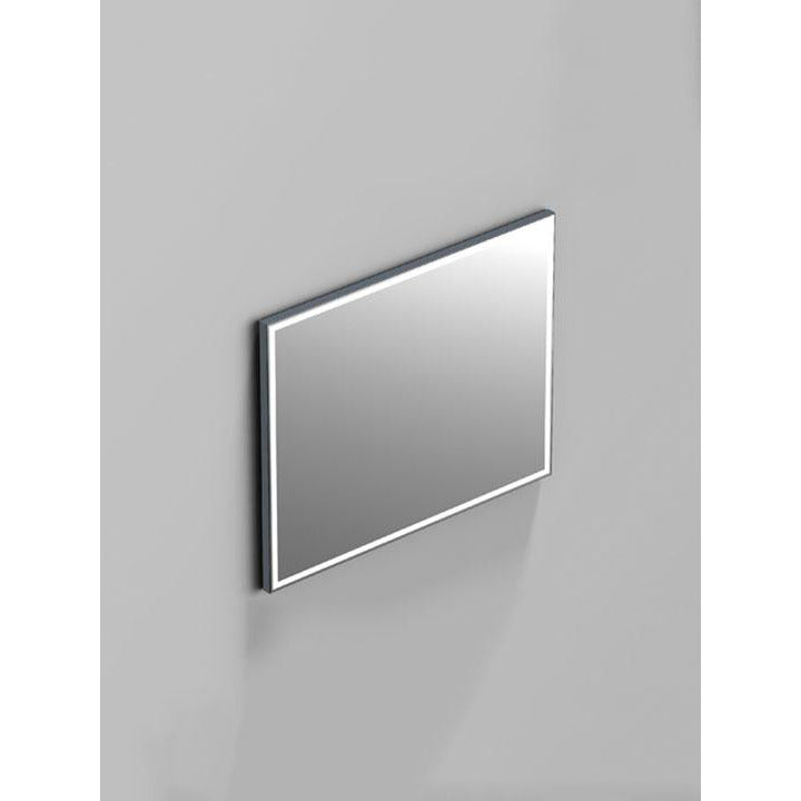Mirror Aluminium Light 100x80 Cm SON-020