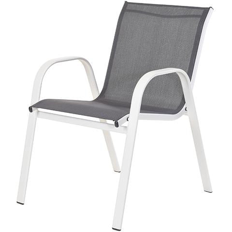 STACKING CHAIR STEEL KOP-355