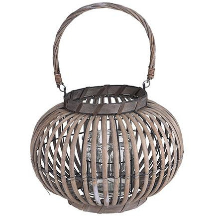 LANTERN SPLIT WILLOW 35X24CM KOP-451